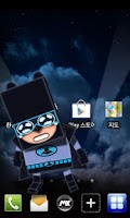 Screenshot of New Batboy Free MXHome Theme
