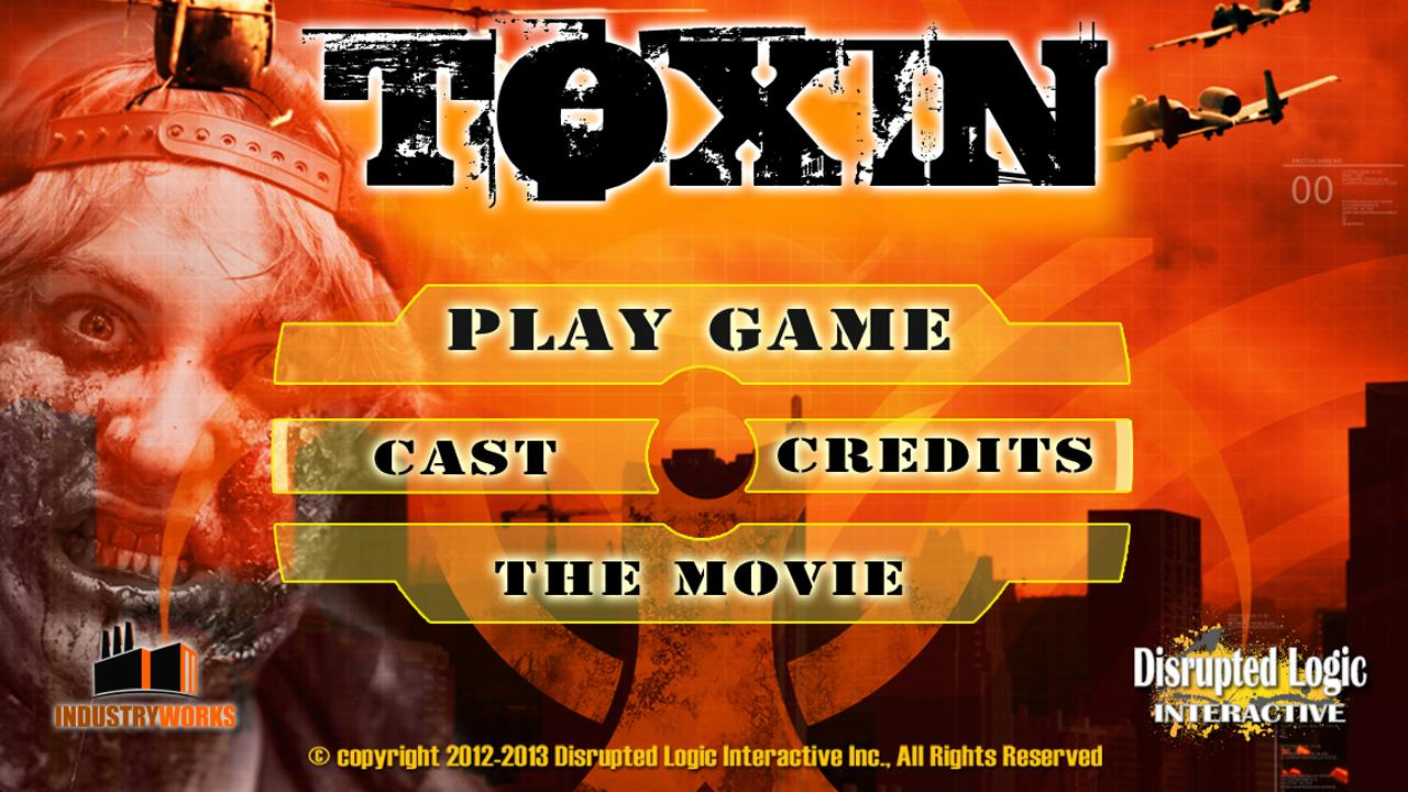 TOXIN Zombie Annihilation - screenshot