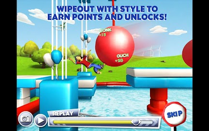 Wipeout Screenshot 1