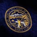 Nebraska Flag Live Wallpaper