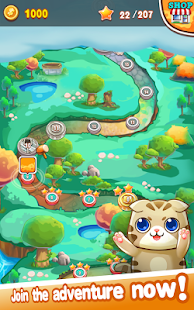 2 Bubble Cat 2 App screenshot
