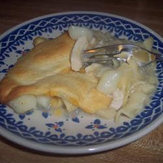Holiday Chicken Pot Pie.
