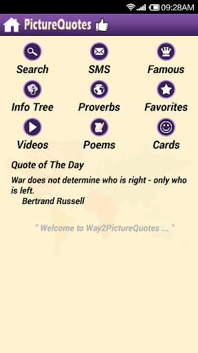 Picture Quotes DB