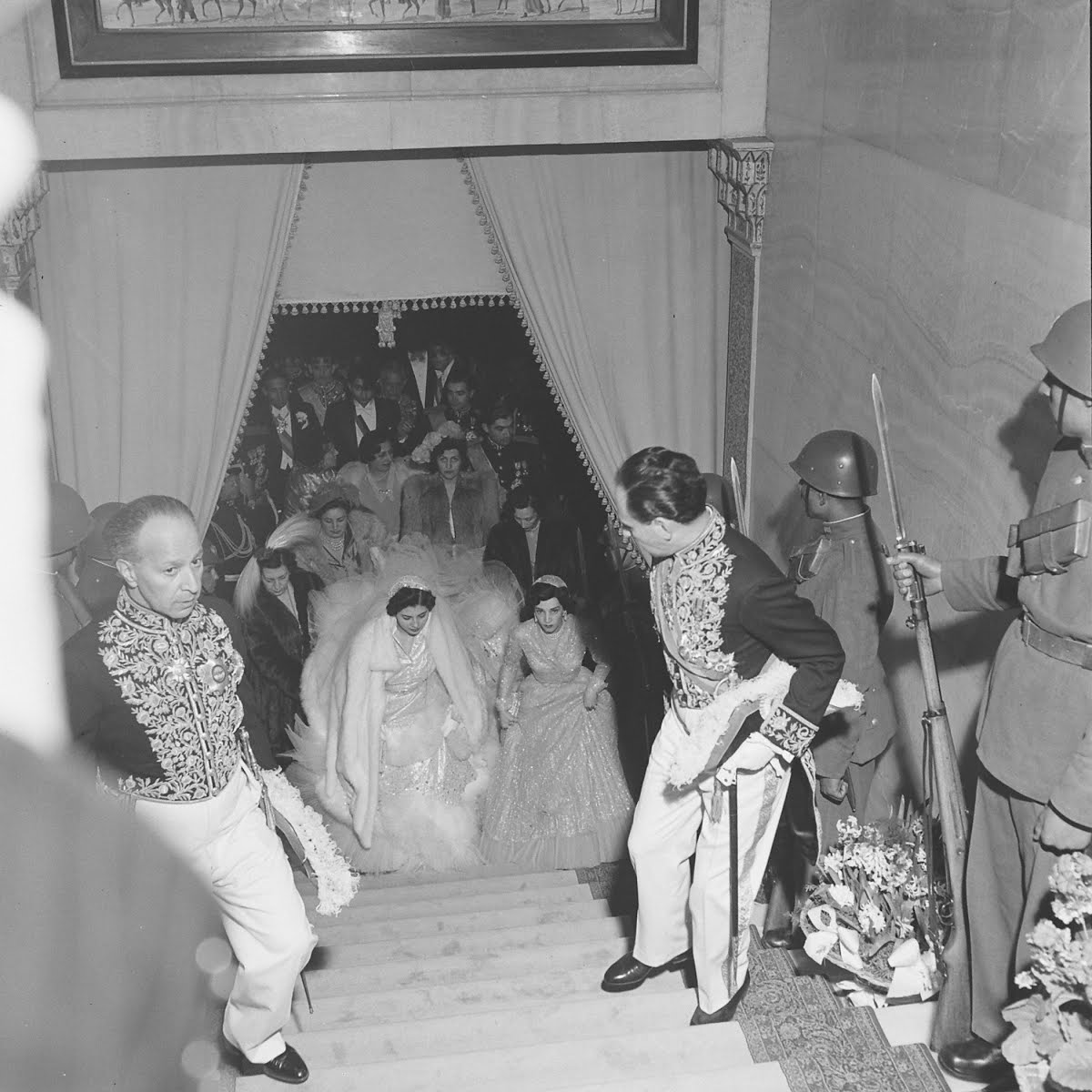Shah Of Iran Wedding