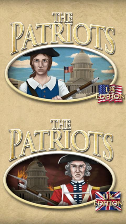 The Patriots UK - screenshot