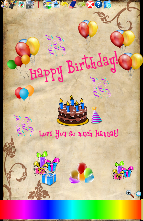 Birthday Cards Icons 4 Doodle Android Apps on Google Play – Free Textable Birthday Cards