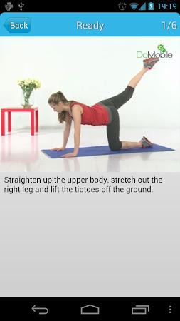 Ladies' Butt Workout FREE 1.01 screenshot 425678