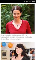 Screenshot of Magyarország Hírek