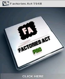 factory act 1948 note In case the factory has not worked for the whole year, the number of weeks during which the factory worked should be used in place of the figure 52 4 every person killed or injured should be treated as one separate accident.
