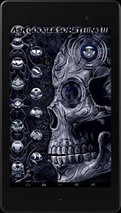 Dark Steel Icon Pack