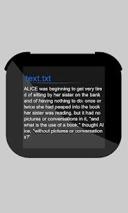 txt LiveView- screenshot thumbnail
