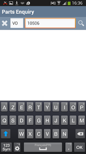 GDS Mobile App - náhled