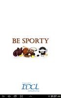 Screenshot of Be Sporty: Kids Learn Sports
