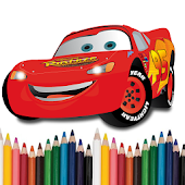 Cars Colouring