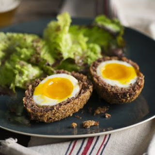 Try This Pastrami Scotch Egg.