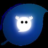 Go Keyboard Ghost Theme