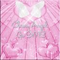 Classy Angel GOSMS Theme logo