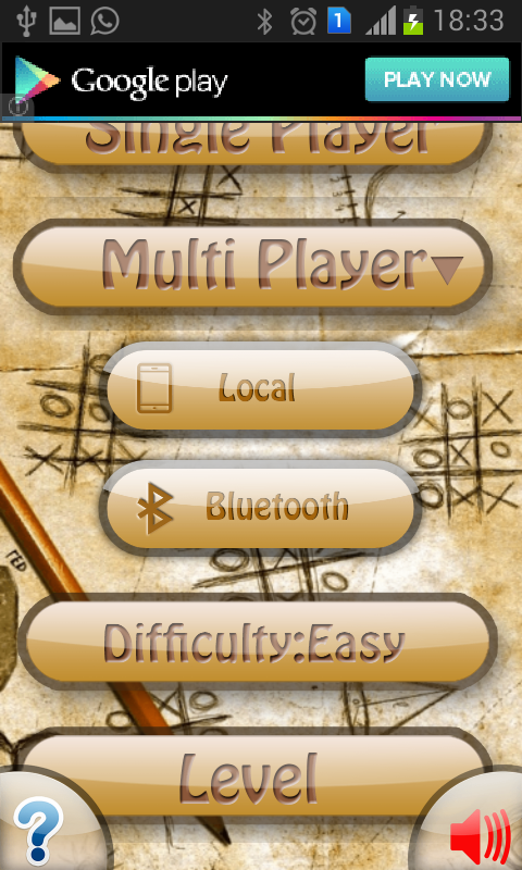 Tic Tac Toe Free Multiplayer- screenshot