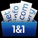 1&1 Domains logo