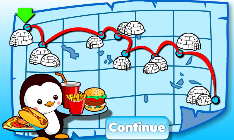 My Penguin Restaurant- screenshot