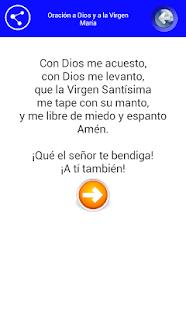 Oraciones infantiles noche - náhled
