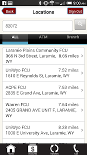 Laramie Plains FCU Mobile- screenshot thumbnail