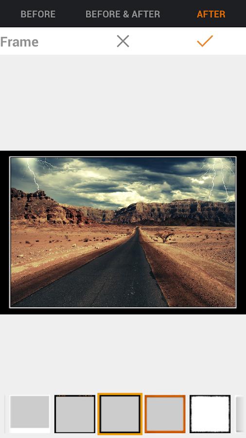 HDR FX Photo Editor Pro - screenshot