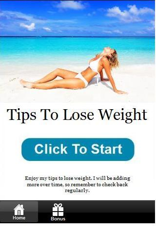✔ Tips To Lose Weight Fast ✔