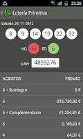 Screenshot of Loterias.com