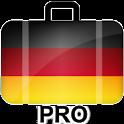 German phrasebook (PRO) icon