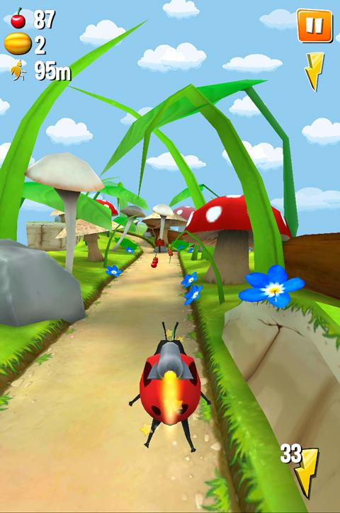 Turbo Bugs- screenshot