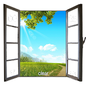 Real Window UCCW Weather Skin