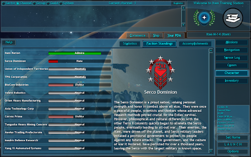 Vendetta Online (3D Space MMO) Screenshot 15