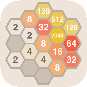 Hexic 2048 for PC and MAC