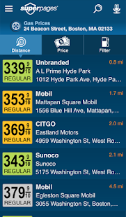 Superpages Local Search - screenshot thumbnail