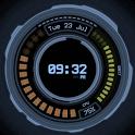 AHL Sci-Fi System Clock (Pro)