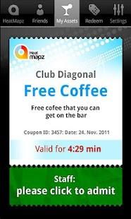 HeatMapz - Nightlife deals - screenshot thumbnail
