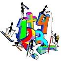 Math helper logo
