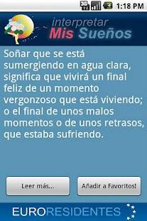 Mis Sueños- screenshot thumbnail