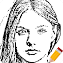 Portrait Sketch Ad-Free icon