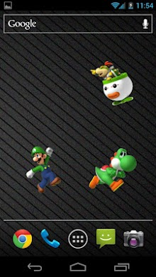 Bowser Jr Widget