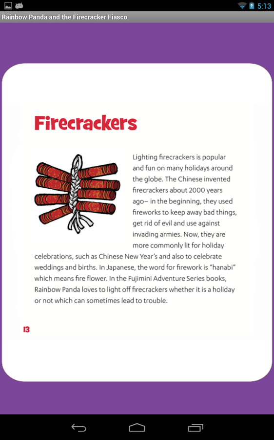 The Firecracker Fiasco- screenshot