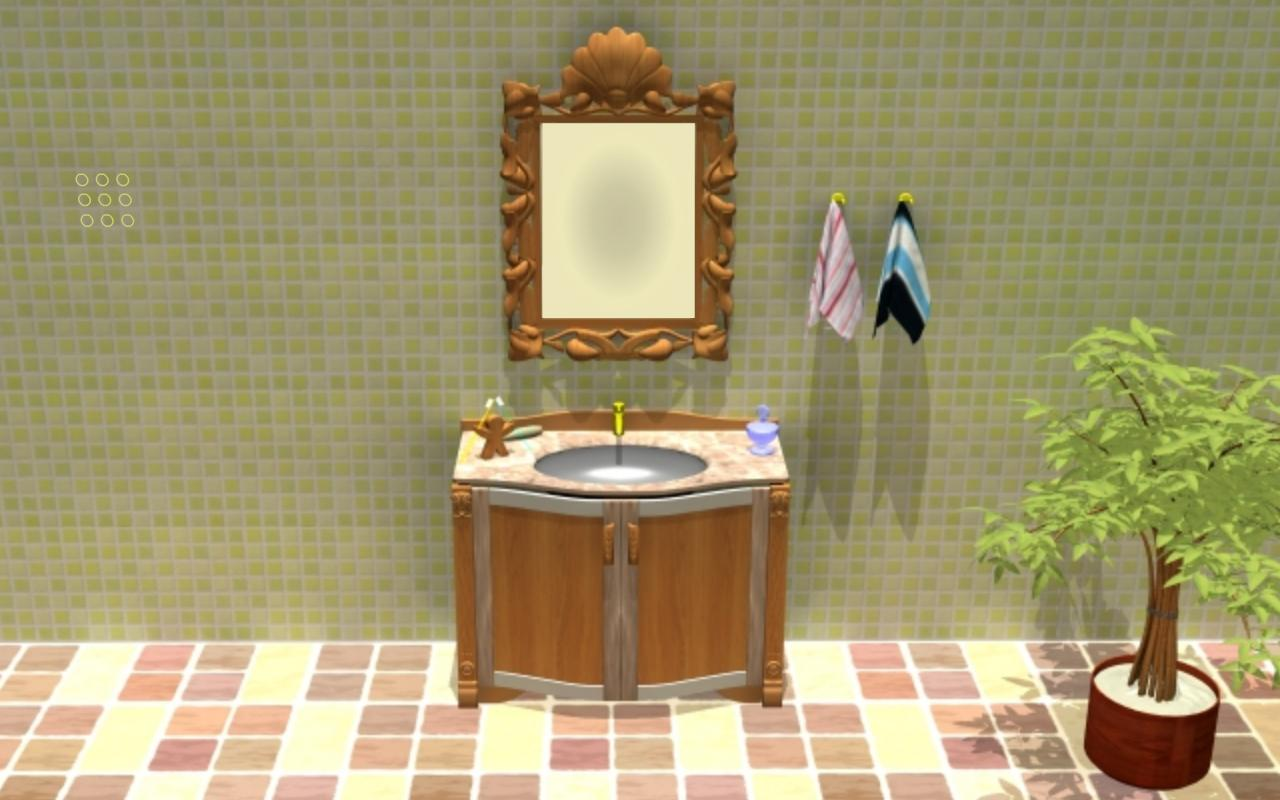 Quick Escape - Bathroom - screenshot