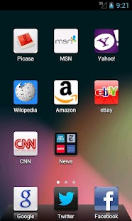 Bookmark Home- screenshot thumbnail