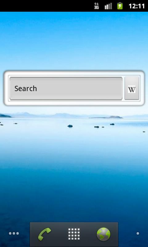 Ultimate Search Widget- screenshot