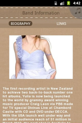 【免費音樂App】Yulia-APP點子