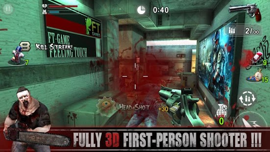 Zombie Assault:Sniper- screenshot thumbnail
