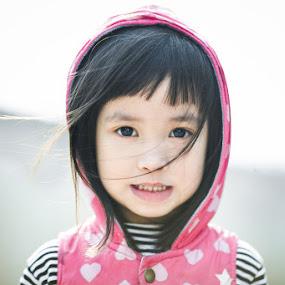 Giang ipad by Chuyên Blue - Babies & Children Child Portraits
