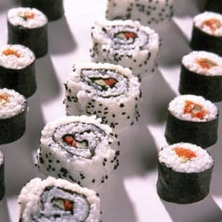 Tiger Roll Sushi Recipe