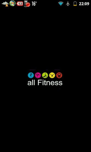 All FITNESS ANTEQUERA Tablet